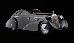 PetersenMuseum 1934 Rolls-Royce Phantom