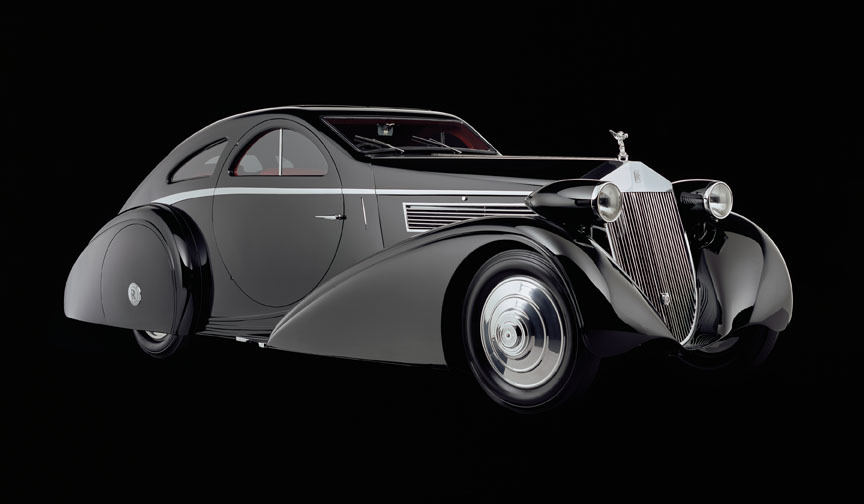 PetersenMuseum's 1934 Rolls-Royce Phantom