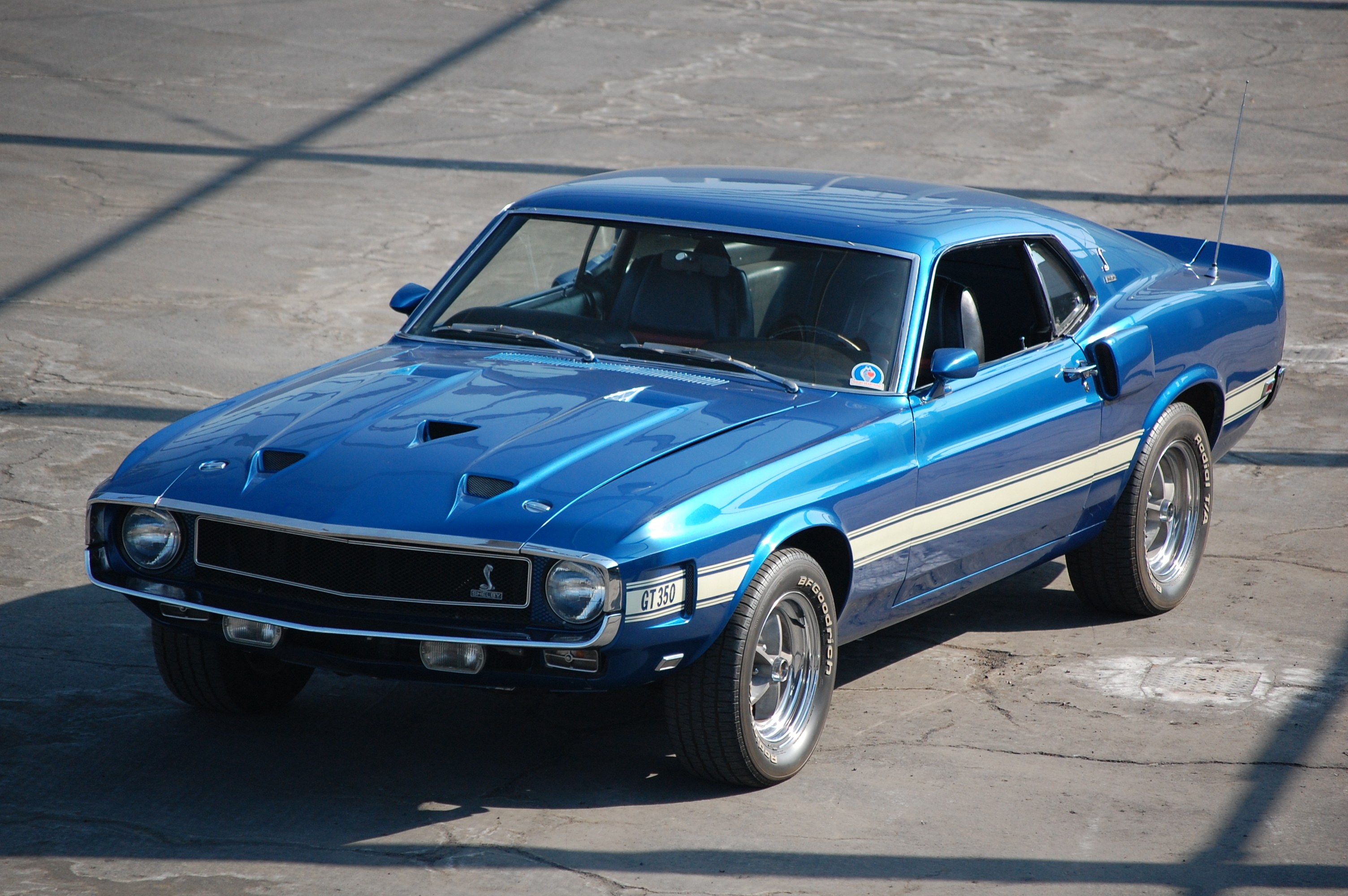 Petersenmuseum 1969 shelby gt350 specs photos modification info at