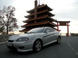 Alements 2006 Hyundai Tiburon