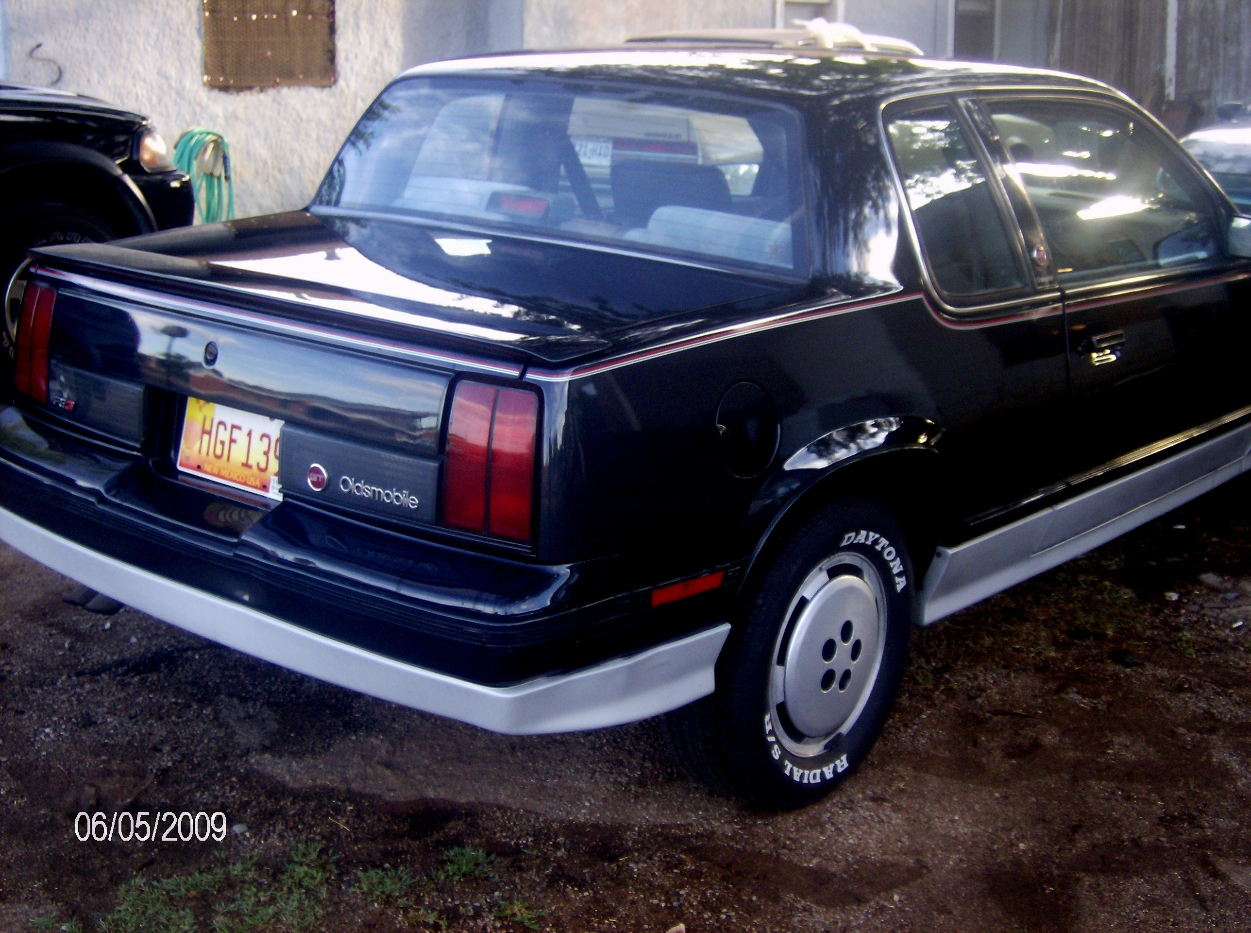 Another 86calaisgt 1986 Oldsmobile Calais post... - 13185405