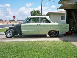 chopped39s 1960 Ford Falcon