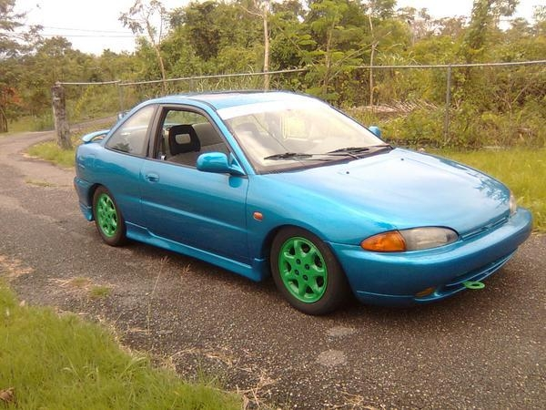 Another CHRISTIANMIRAGE 1995 Mitsubishi Mirage post... - 13236502