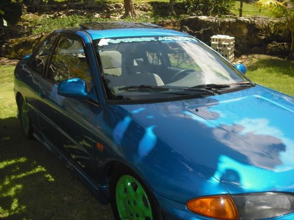 Another CHRISTIANMIRAGE 1995 Mitsubishi Mirage post... - 13236511