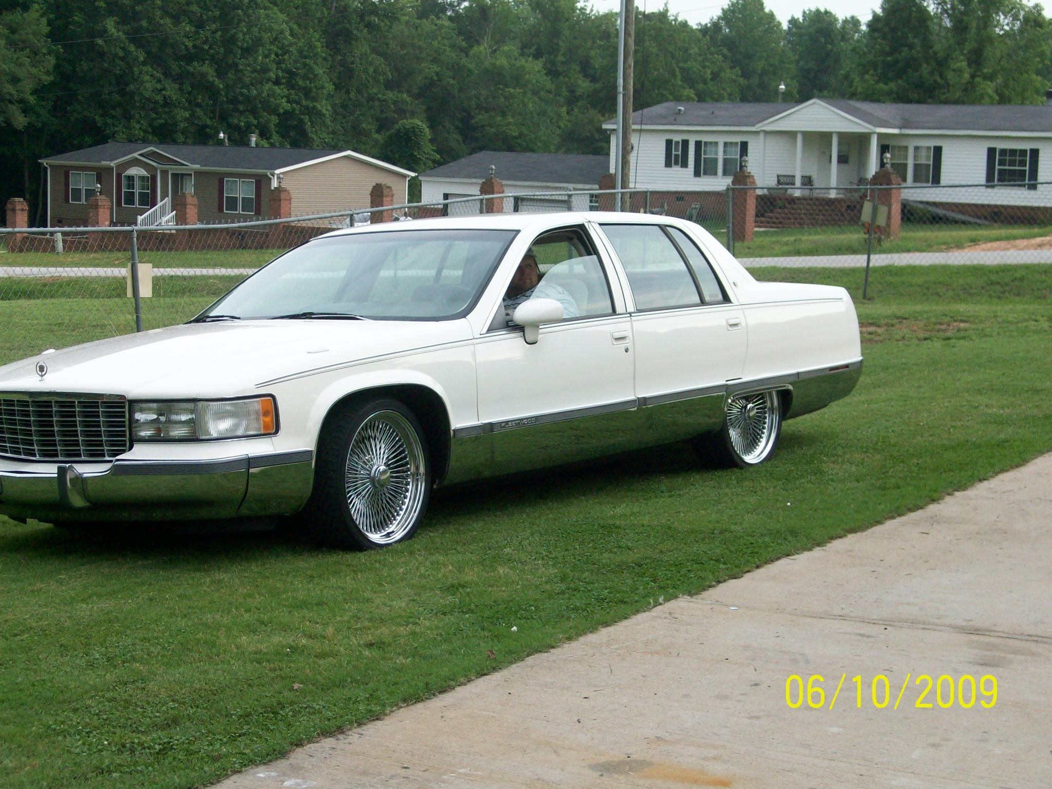 wendells93 39 s 1993 cadillac fleetwood in greenville sc. Cars Review. Best American Auto & Cars Review