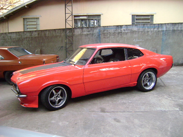 Ford Maverick 302 0