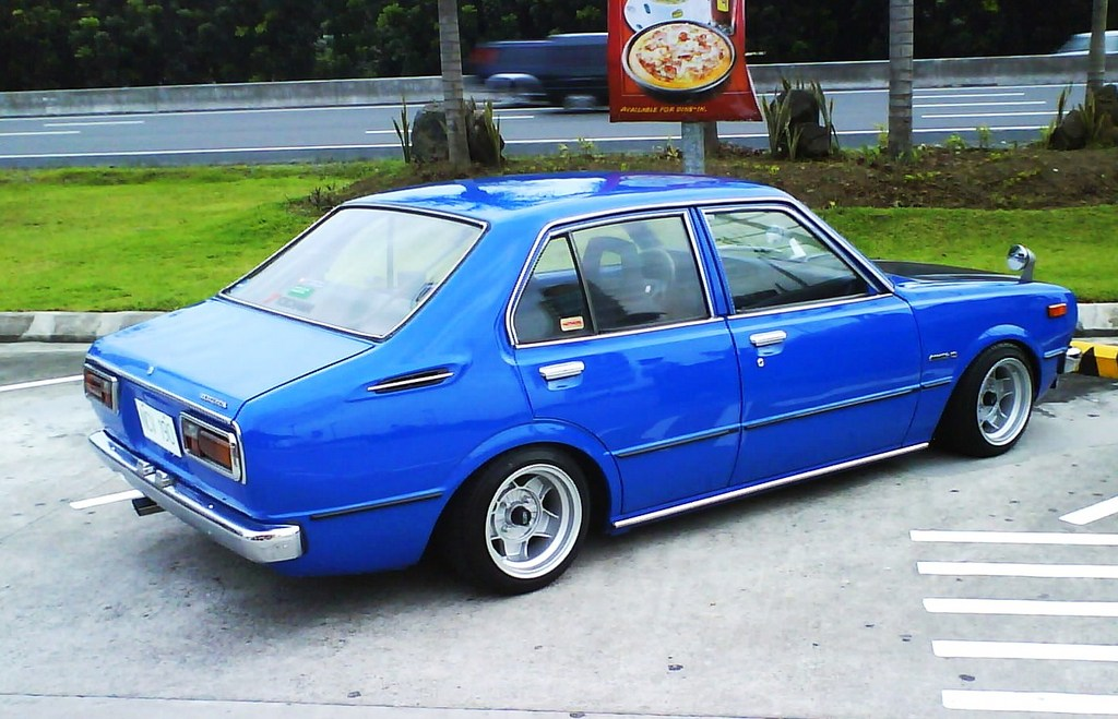 How to get your old car low to the ground - Car Parts - PakWheels Forums