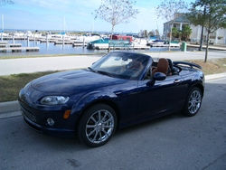 DressedMXs 2008 Mazda Miata MX-5