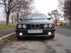 26-27s 1993 BMW 5 Series