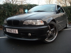 AdrianSwedens 2002 BMW 3-Series
