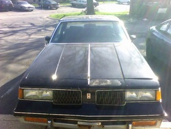 Tugunzs 1987 Oldsmobile Cutlass