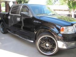 Bigmoney24s 2005 Ford F150 SuperCrew Cab