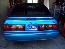 mychals92s 1992 Ford Mustang