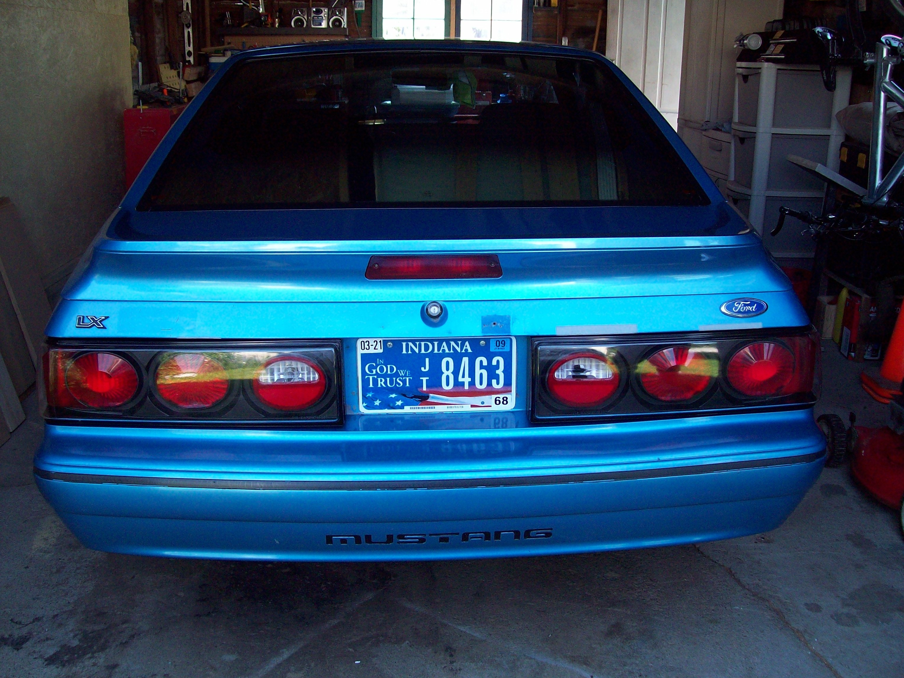 mychals92's 1992 Ford Mustang
