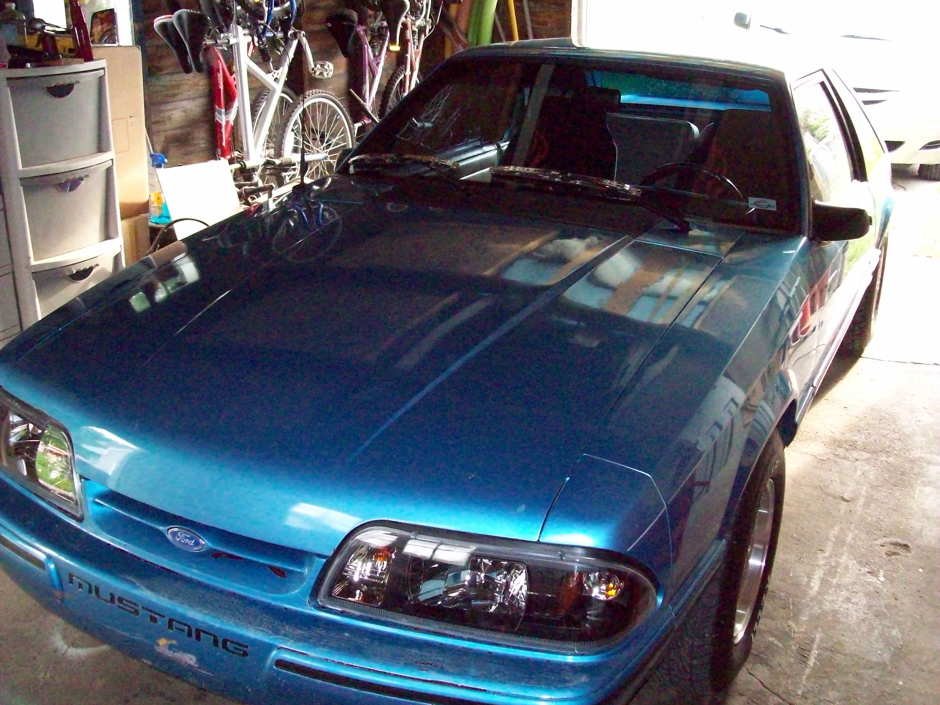 mychals92 1992 Ford Mustang 13188819