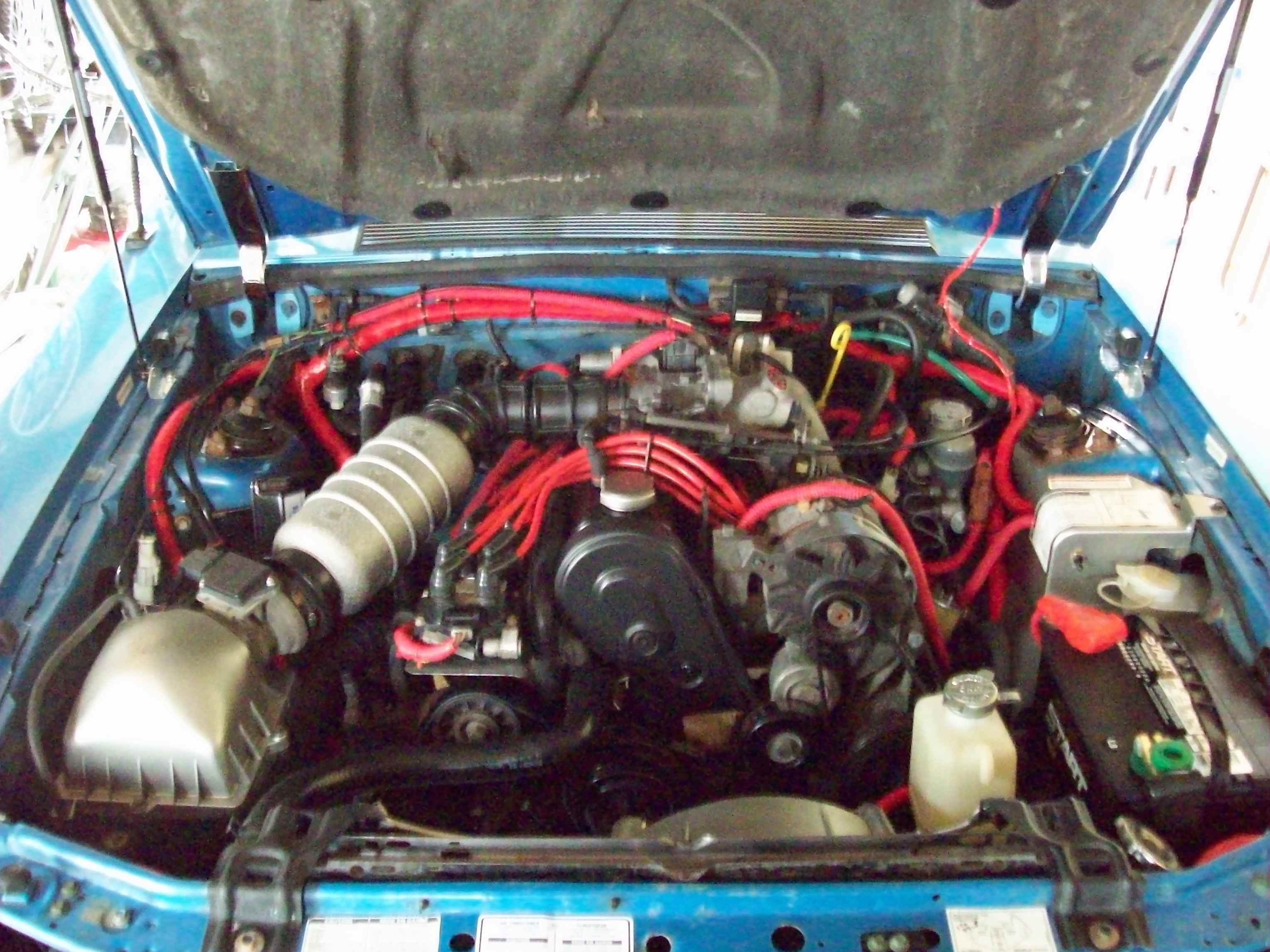 mychals92 1992 Ford Mustang 13188827