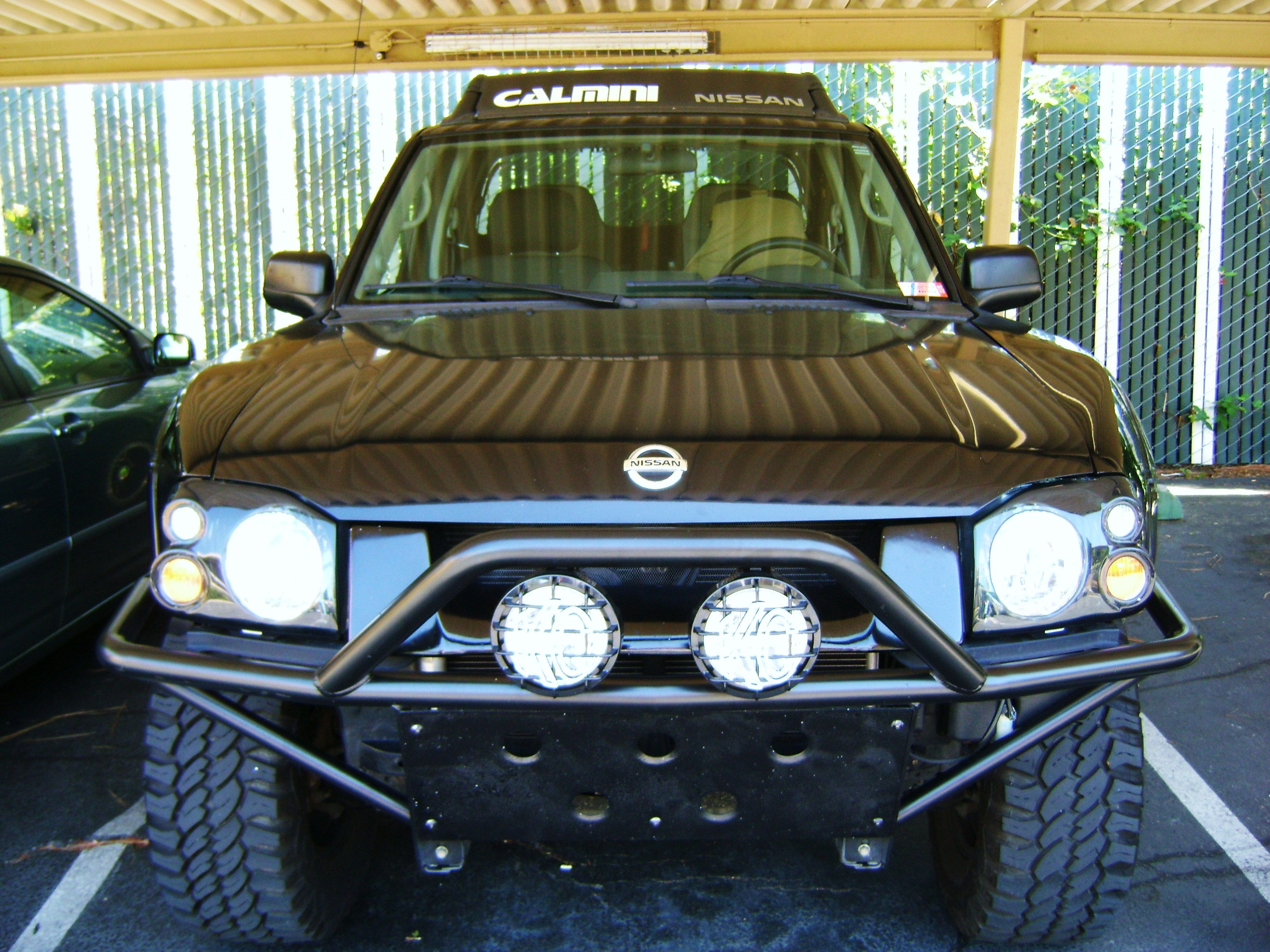 Nissan frontier crew cab xe pickup 4d 6 ft page 2 view all pikup2kikupdust 2003 nissan frontier crew cab vanachro Images