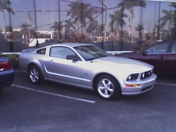 Another hodzic 2007 Ford Mustang post... - 9560067