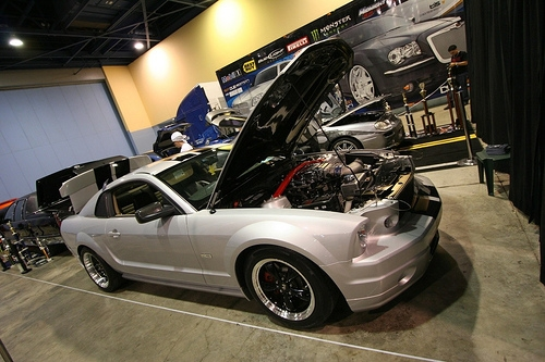 Another hodzic 2007 Ford Mustang post... - 9560127