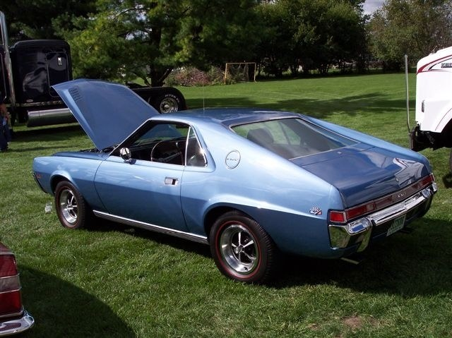 Another todd1949 1969 AMC AMX post... - 9702697