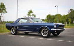 ares98avengers 1966 Ford Mustang 