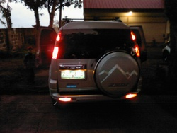 CO-rolla 2006 Ford Everest