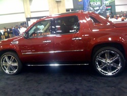 Stunna903s 2008 Cadillac Escalade