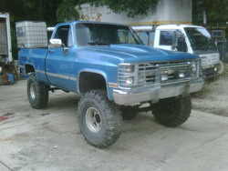Tskinner08s 1985 Chevrolet Silverado 1500 Regular Cab
