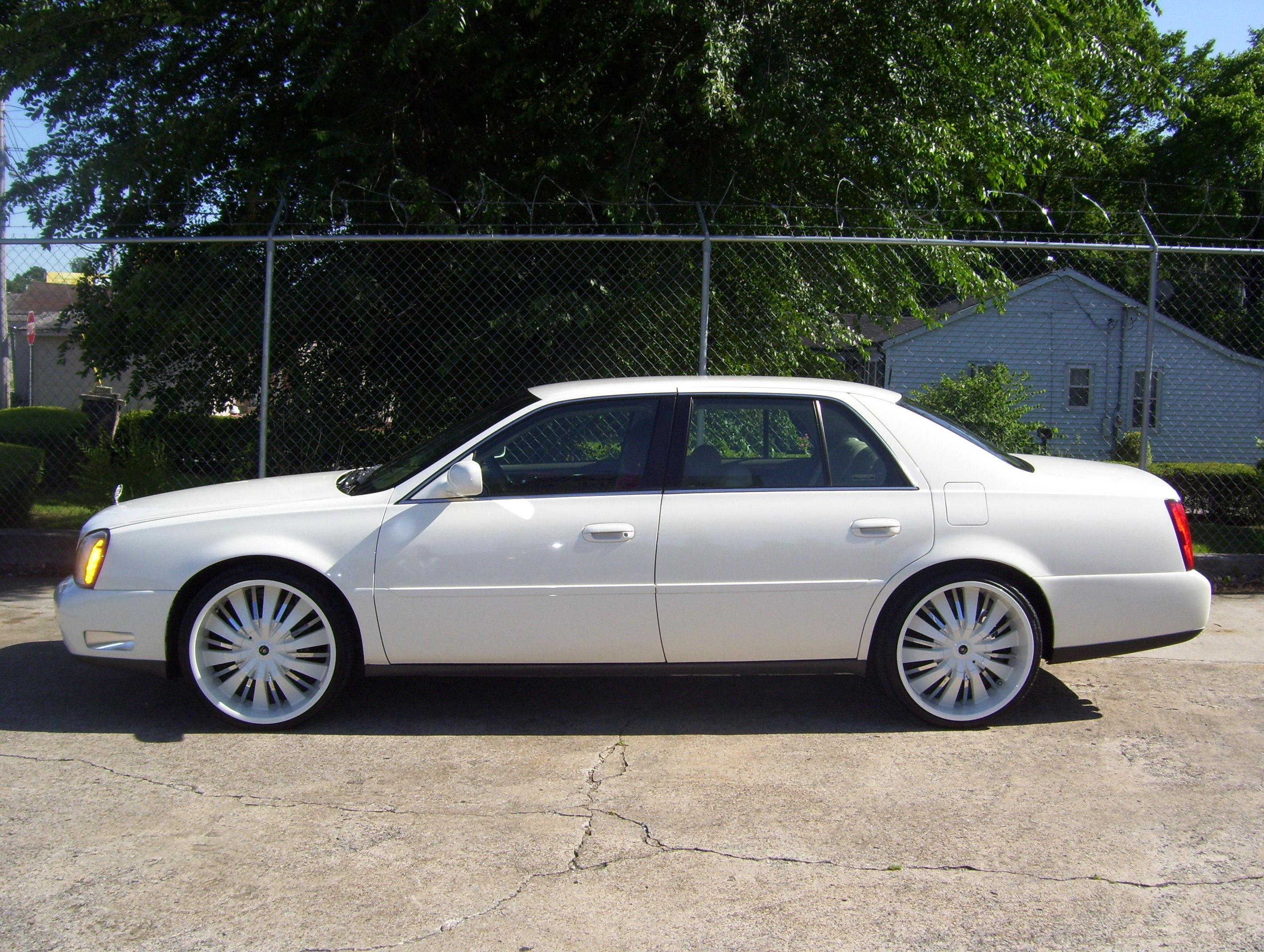 ironpuma07 39 s 2003 cadillac deville in nashville tn. Cars Review. Best American Auto & Cars Review