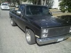 philipels 1985 Chevrolet Silverado 1500 Regular Cab