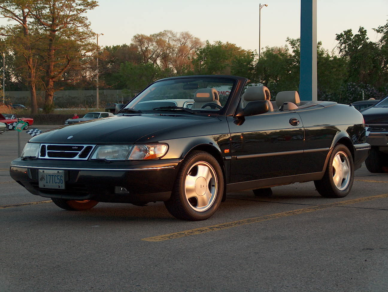 livin it 1996 saab 900 specs photos modification info at. Black Bedroom Furniture Sets. Home Design Ideas
