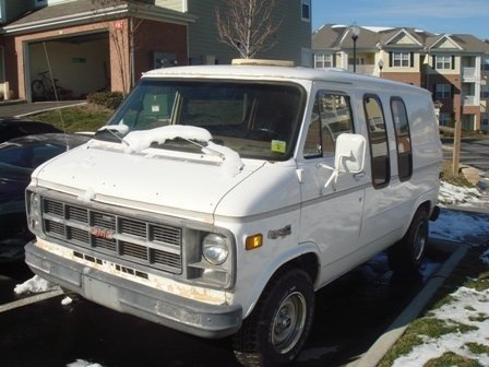 Ackattack12 1978 Gmc Vandura 1500 Specs Photos Modification Info At Cardomain