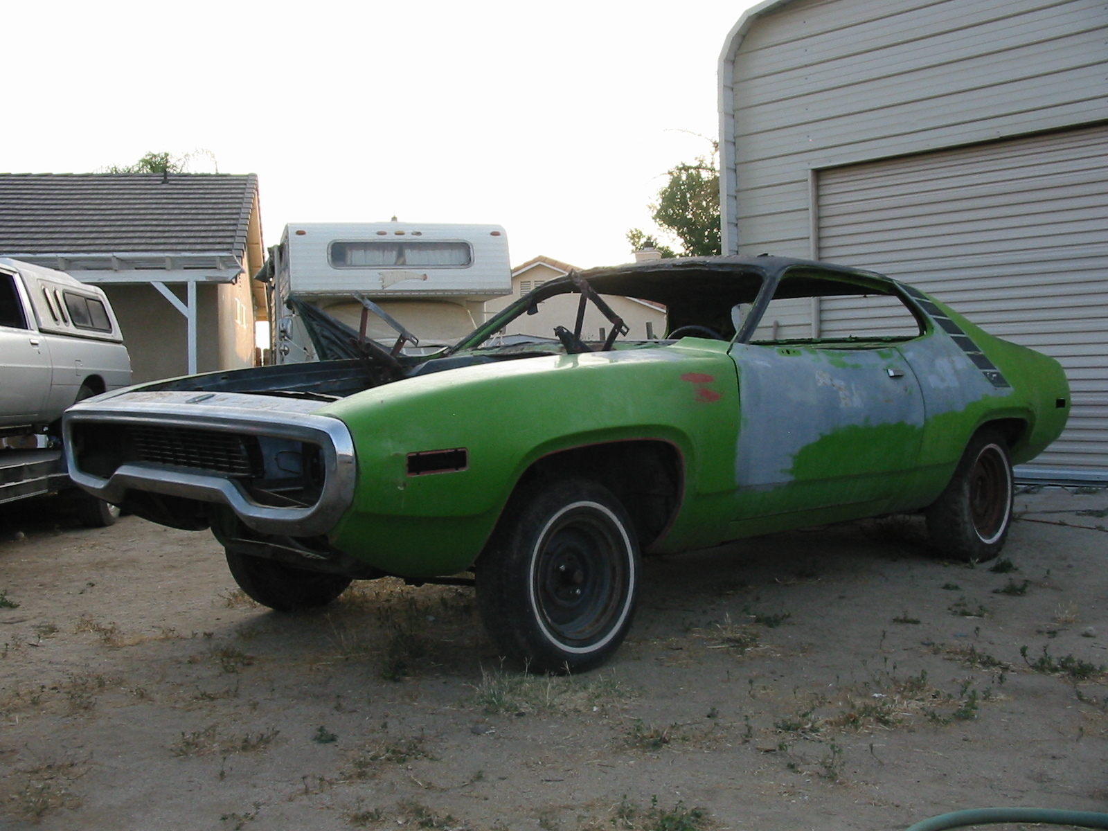 Mojonnypar 1971 Plymouth Roadrunner Specs Photos