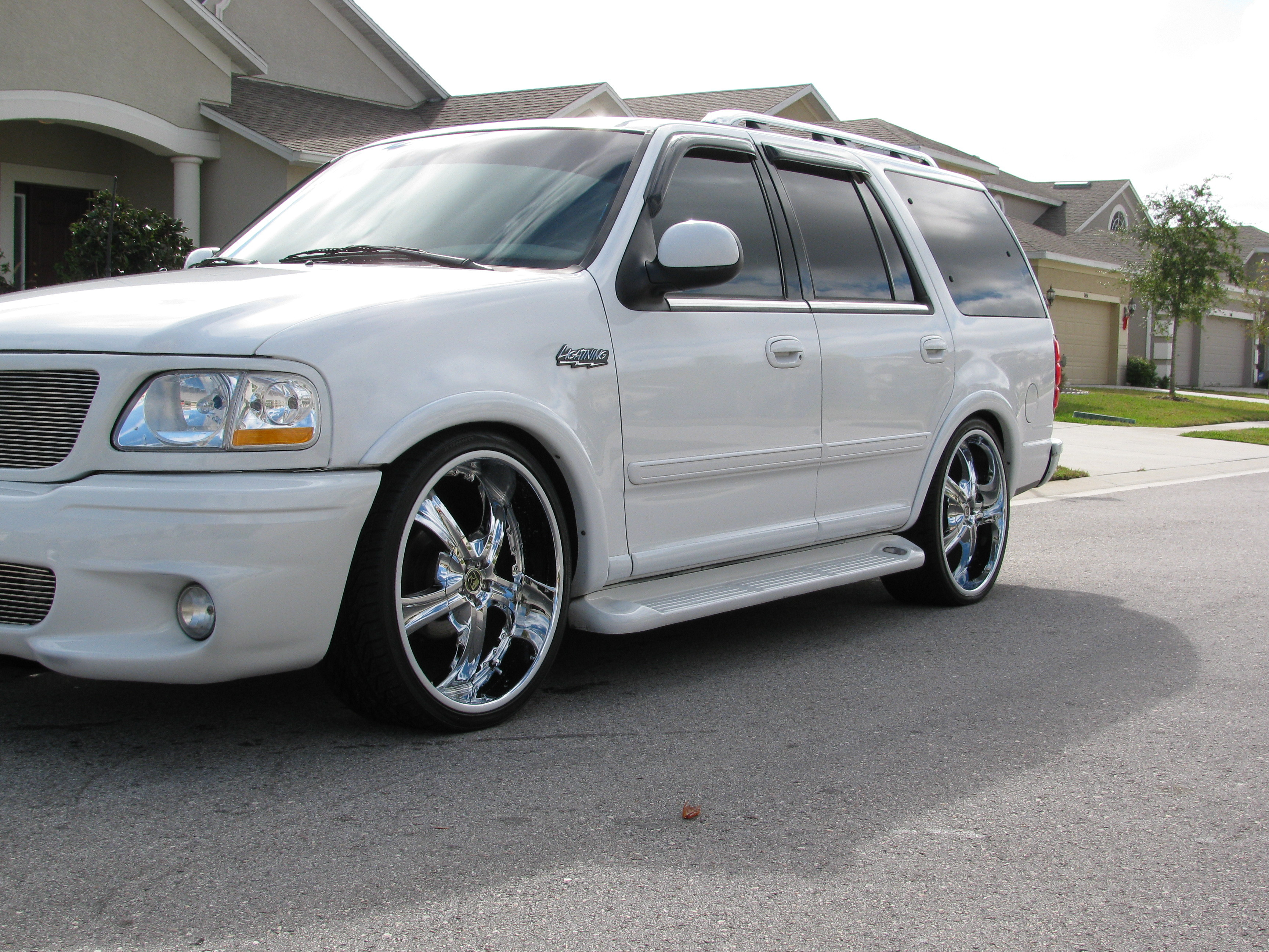 Ford Lightning Specs >> wheelking 2000 Ford Expedition Specs, Photos, Modification ...