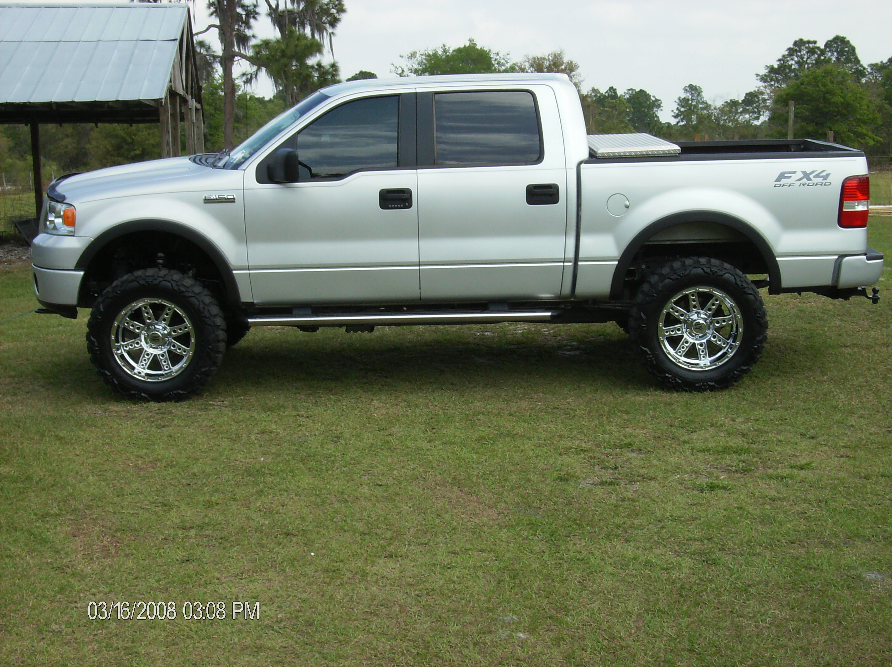 dtyoung52 2006 ford f150 regular cab specs photos modification info at cardomain. Black Bedroom Furniture Sets. Home Design Ideas