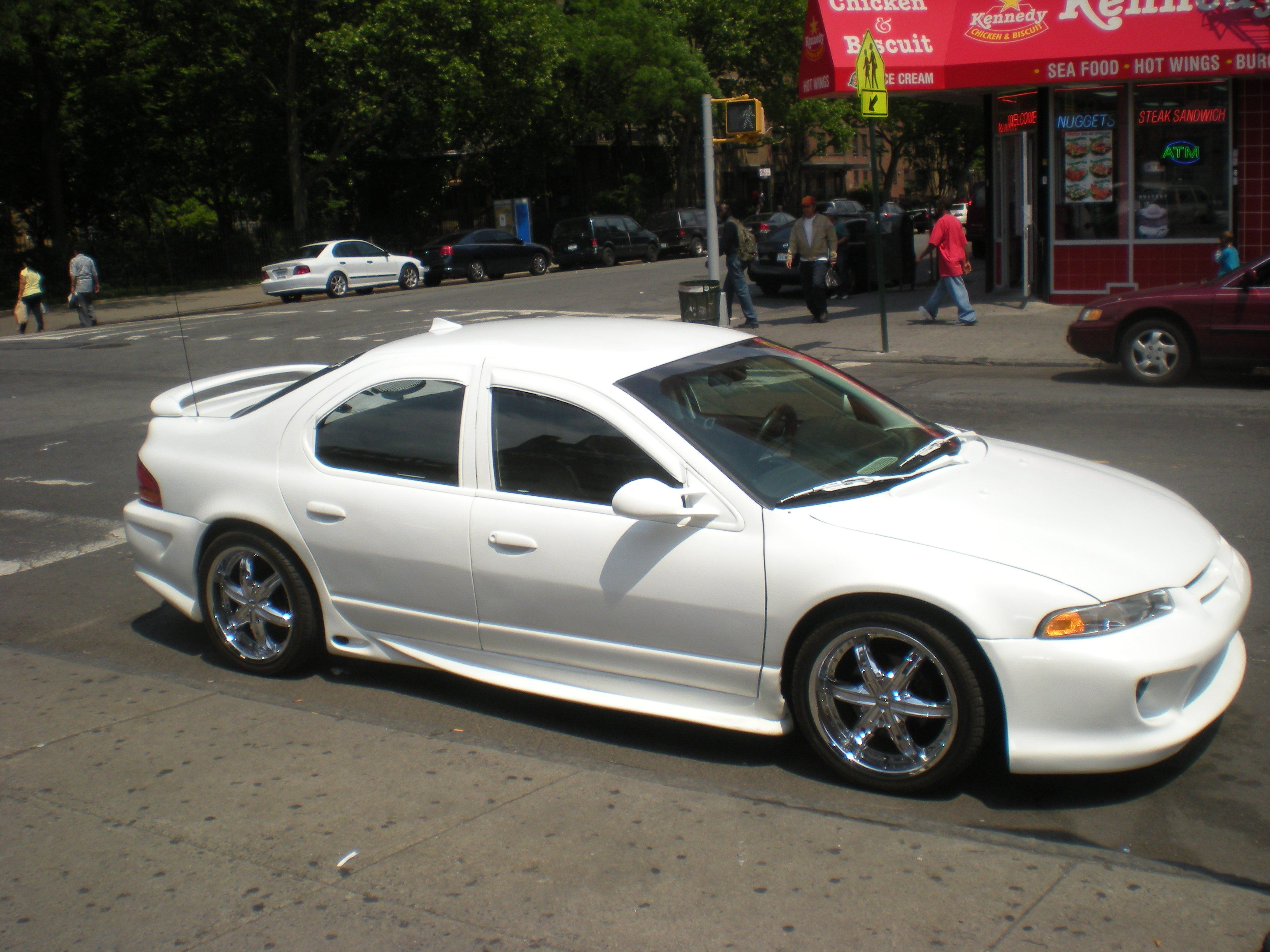 Devineone 1998 Dodge Stratus Specs Photos Modification
