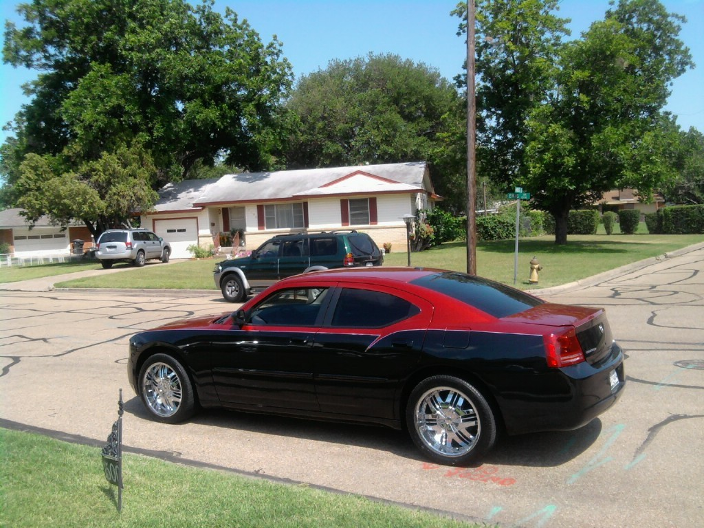 Bigson70's 2007 Dodge Charger in Waco, TX