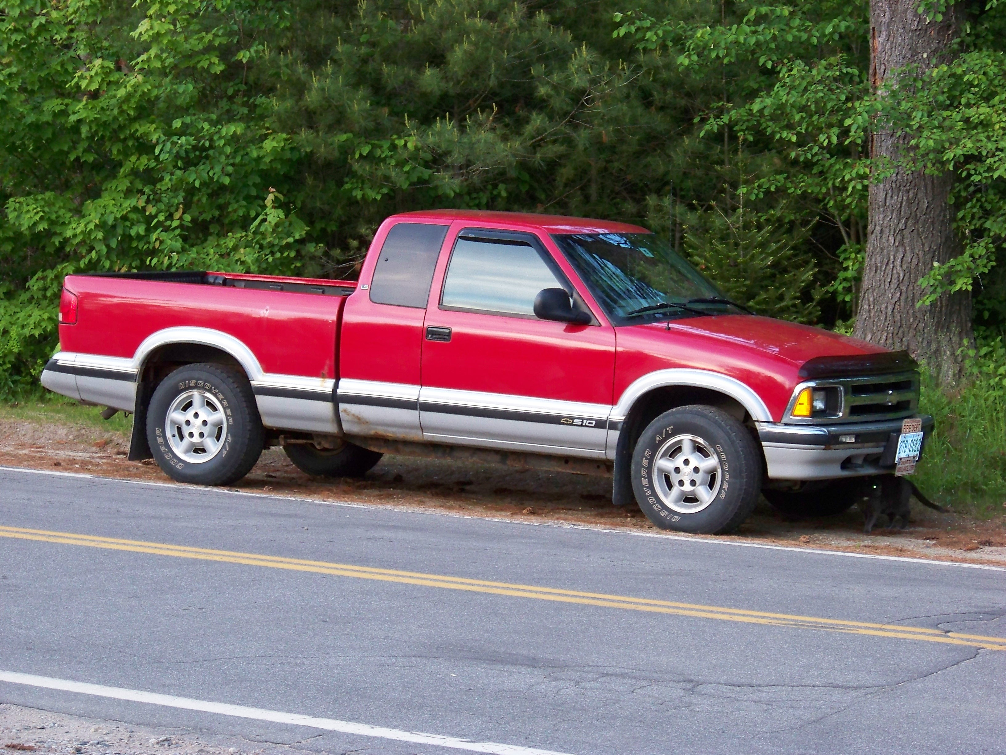 Another ctyler89 1996 Chevrolet S10 Extended Cab post... - 13195346