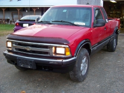ctyler89 1996 Chevrolet S10 Extended Cab