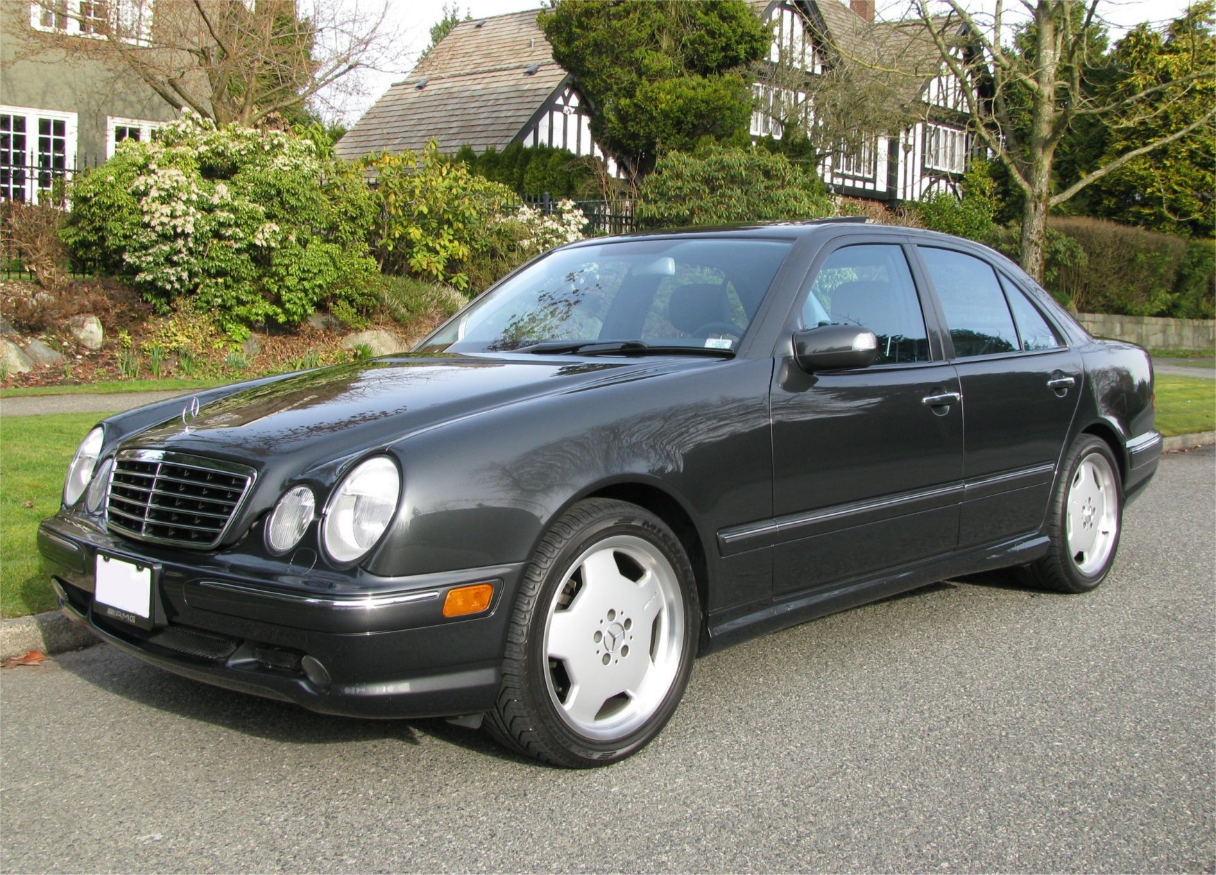 Fintail 2002 mercedes benz e class specs photos for Mercedes benz 2002 e class
