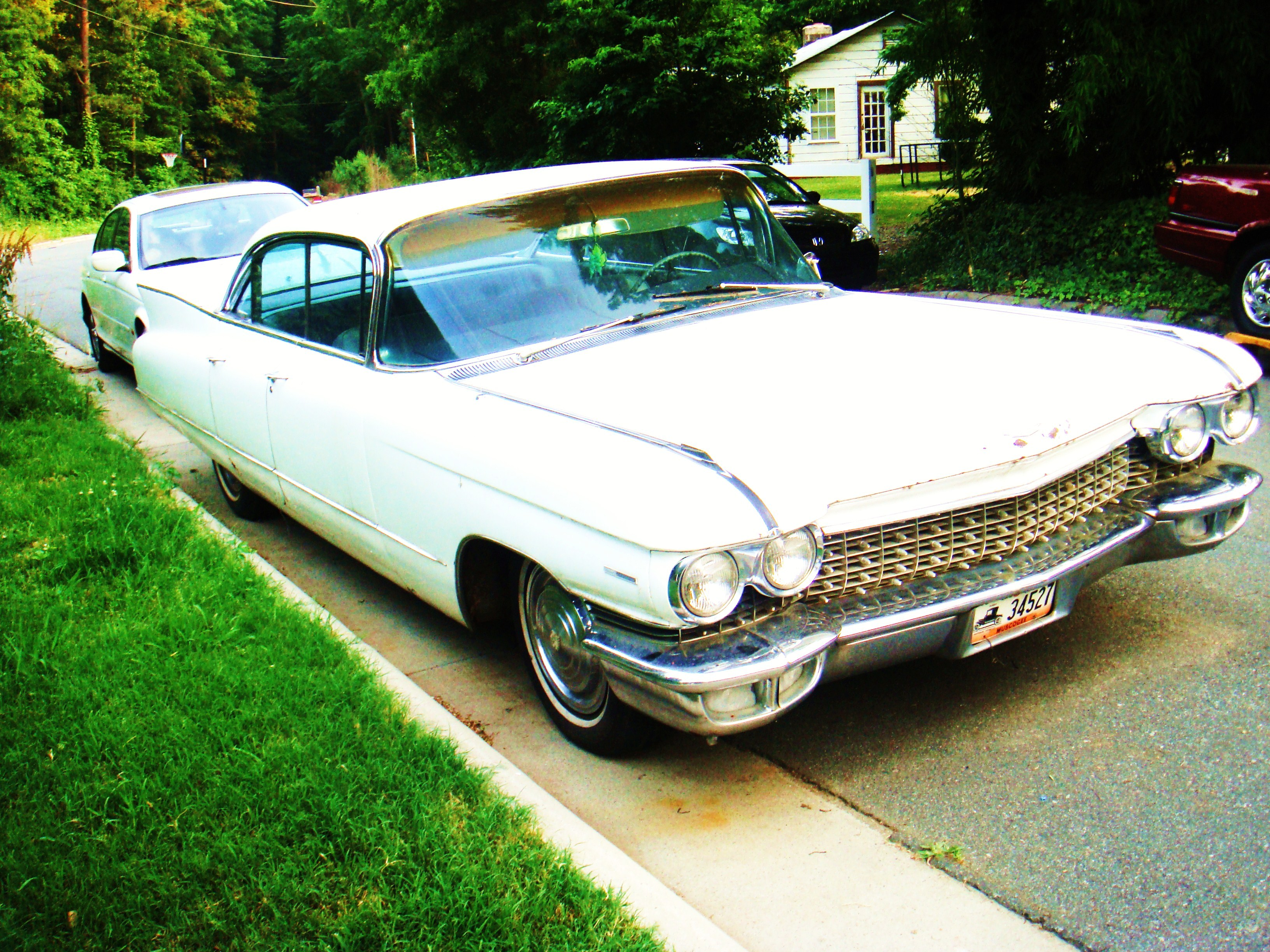 1960 Cadillac Sixty Special