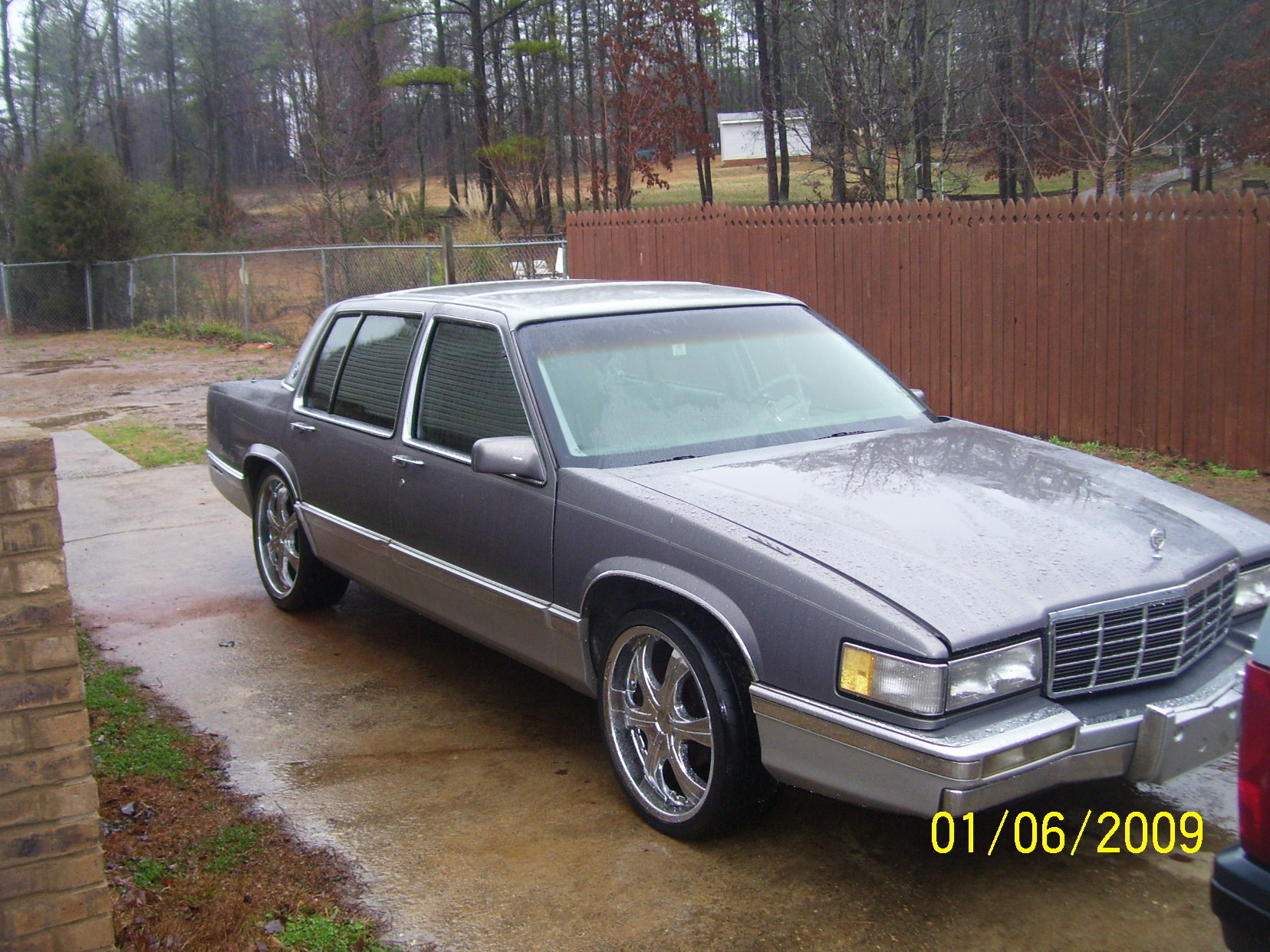 wendells93 39 s 1992 cadillac deville in greenville sc. Cars Review. Best American Auto & Cars Review