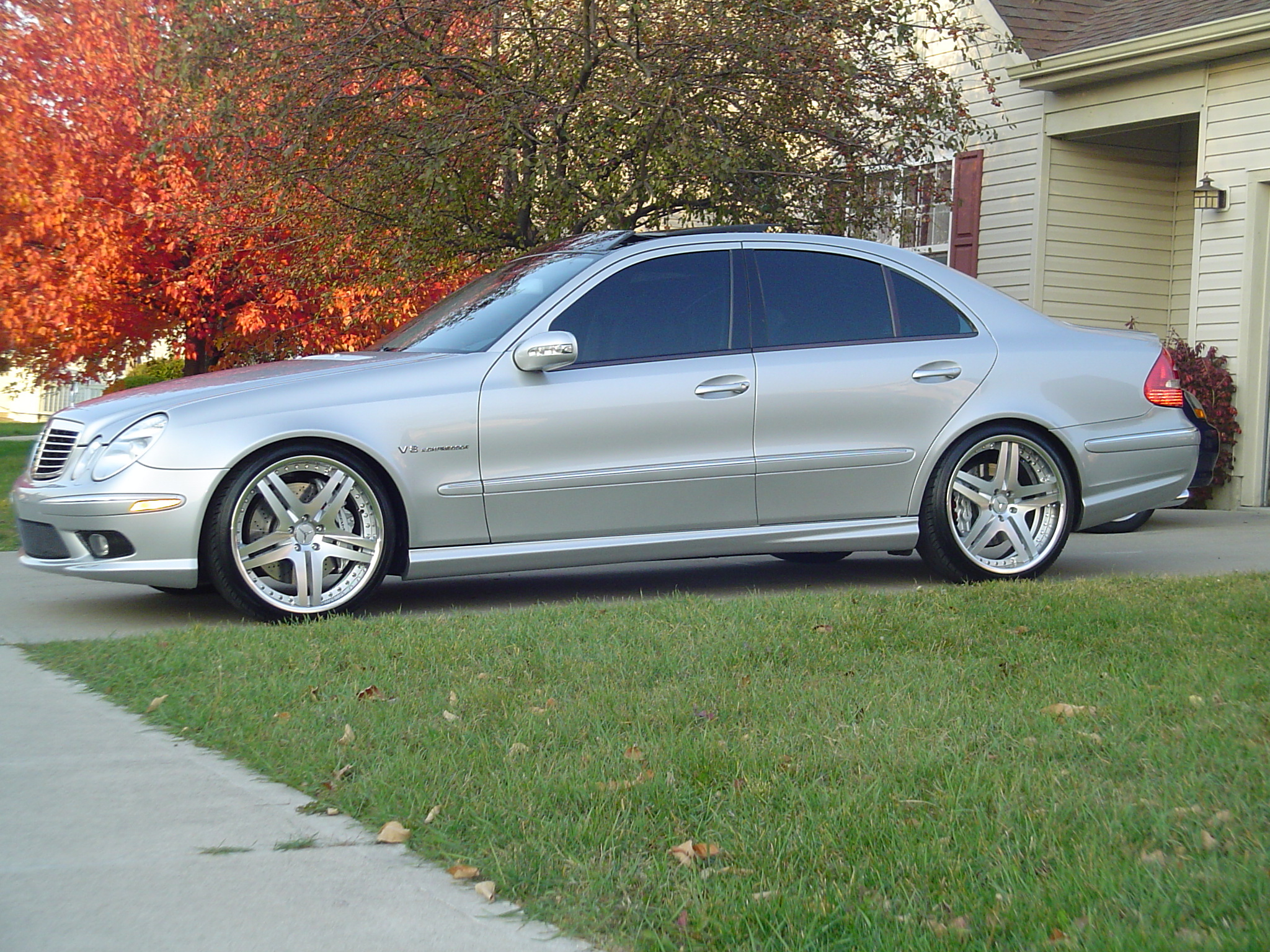 Indyamg 39 s 2003 mercedes benz e class in fort myers fl for 2003 mercedes benz e class
