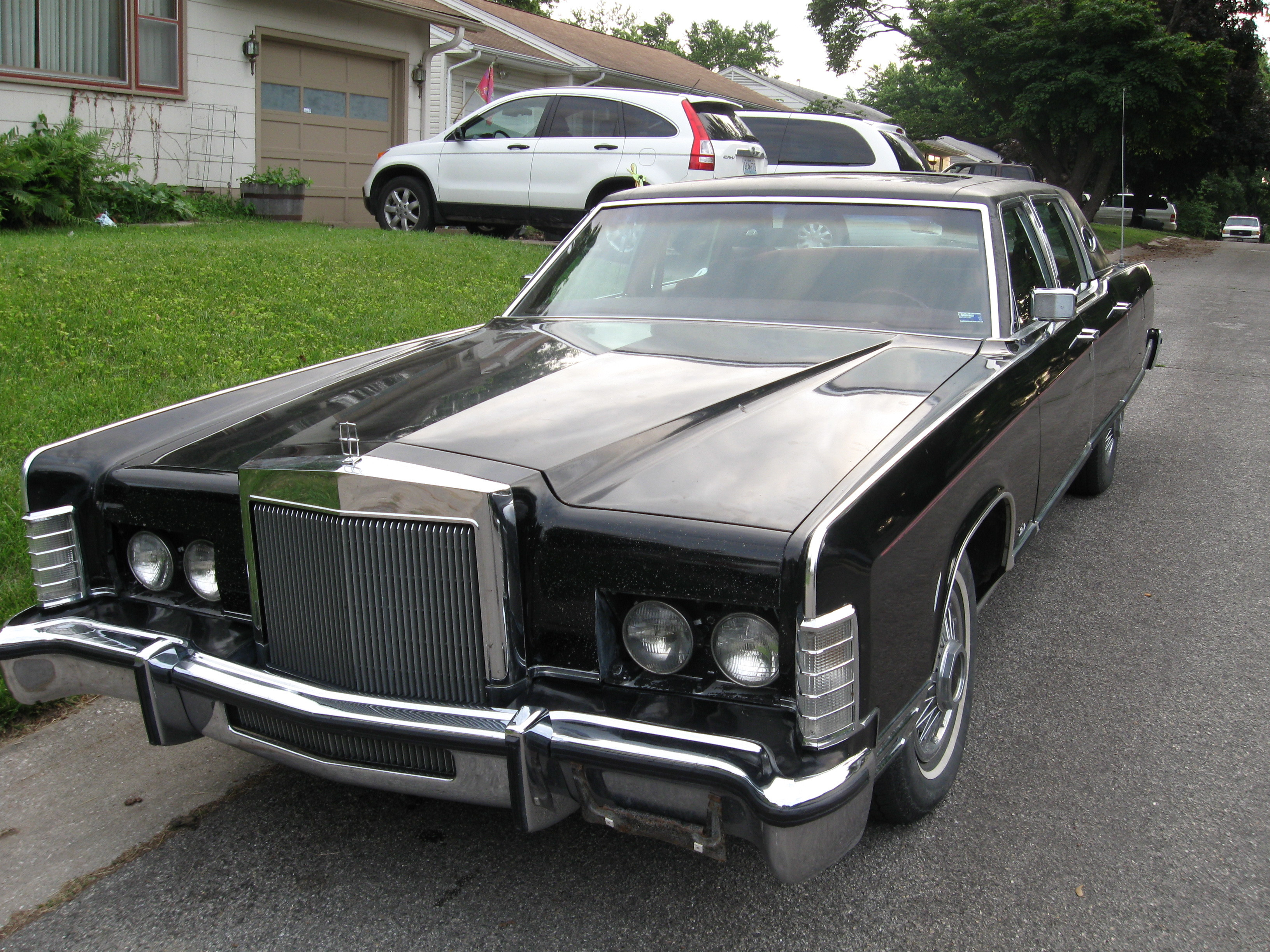 coleric 1977 lincoln continental specs photos. Black Bedroom Furniture Sets. Home Design Ideas