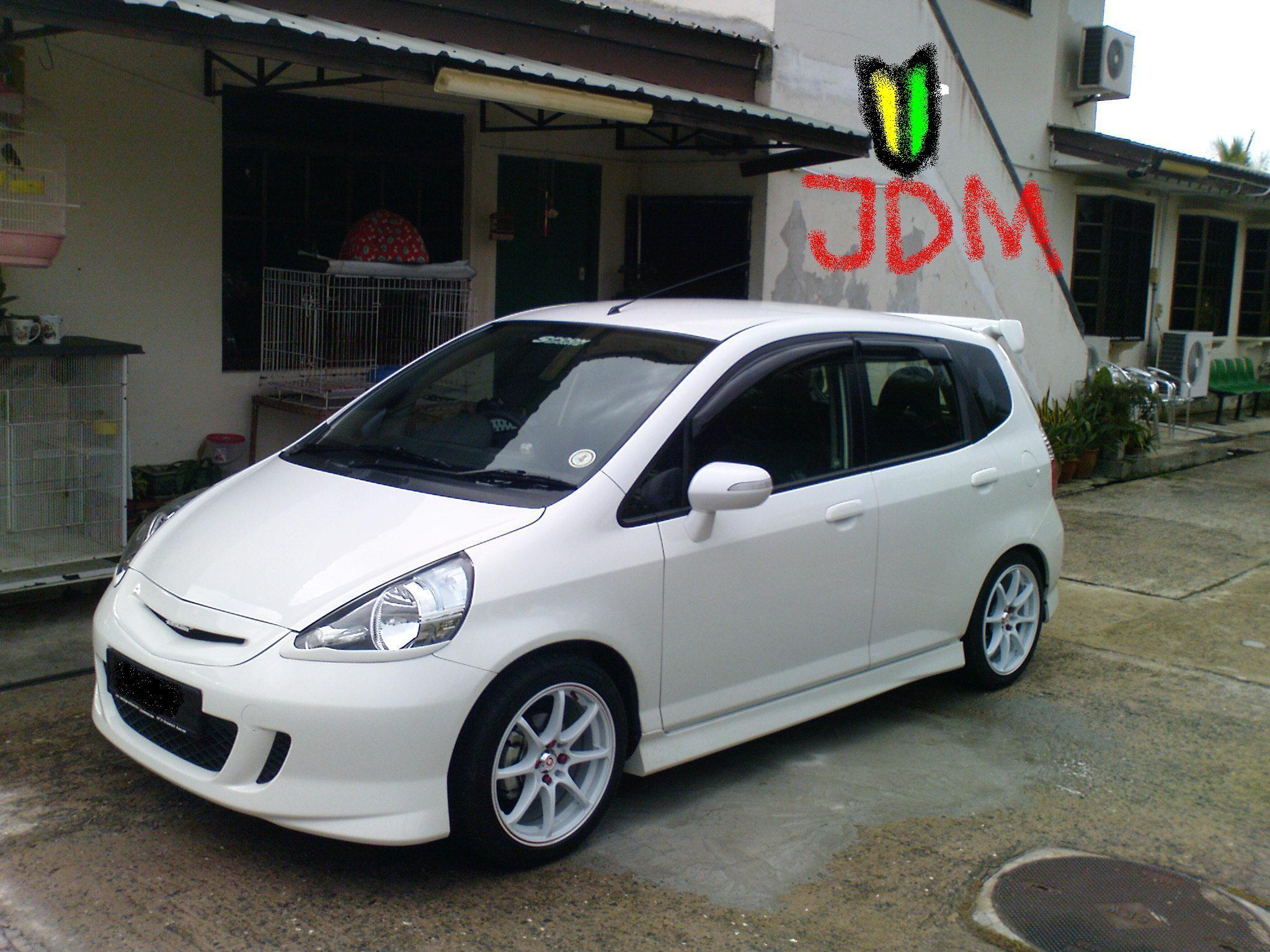 Dekkredza 2007 Honda Jazz Specs Photos Modification Info