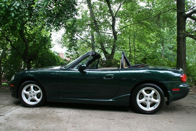 motojeff 39 s 1999 mazda miata mx 5 in cumming ga. Black Bedroom Furniture Sets. Home Design Ideas