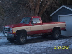 japmankvn91s 1984 GMC Sierra (Classic) 1500 Regular Cab