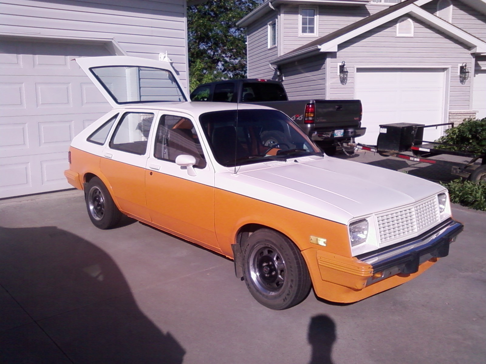 Another n-ron 1984 Chevrolet Chevette post... - 13200249