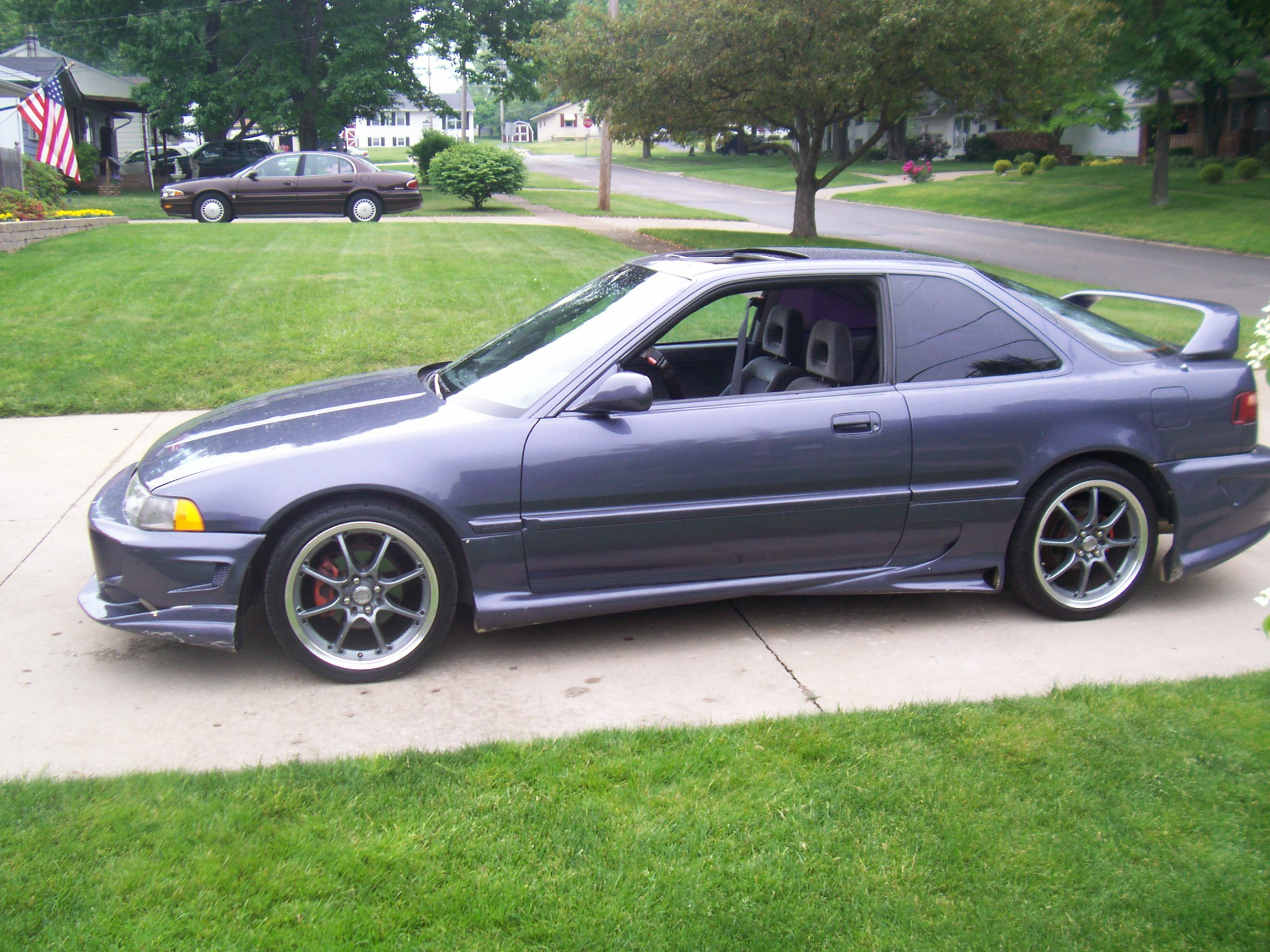 Riced Out Integra - Viewing Gallery