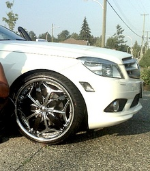 Gaffa09s 2008 Mercedes-Benz C-Class